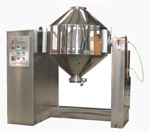double cone blender, powder mixer