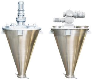 concial screw mixer, vertical mixer