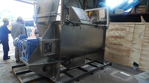 1000L Ribbon Mixer