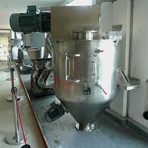 vertical ribbon mixer, conical ribbon mixer